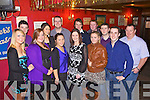 Enjoying the party for New Year's Eve celebrations last Friday night in Murphy's Bar, Abbeyfeale..NO NAMES