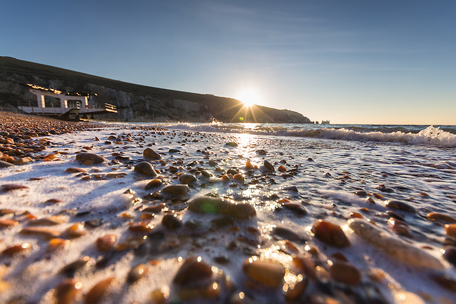 Isle of Wight landscape photography. Images from around the Islands coastline.