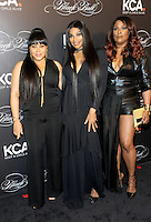 NEW YORK, NY - OCTOBER 19: Cheryl 'Salt' James and Sandra 'Pepa' Denton and DJ Spinderella attend Keep A Child Alive's Black Ball 2016 at Hammerstein Ballroom on October 19, 2016 in New York City. Photo by John Palmer/MediaPunch