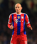 Arjen Robben of Munich - Manchester City vs. Bayern Munich - UEFA Champion's League - Etihad Stadium - Manchester - 25/11/2014 Pic Philip Oldham/Sportimage