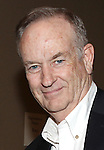 Bill O'Reilly.attending the after performance reception for.Kristin Chenoweth World Tour directed by Richard Jay Alexander at City Center in New York City on 6/02/2012