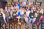 Surprise 50th Birthday for Pascel Power, Shanakill, Tralee, celebrating with family and friends at the Night Jar on Saturday