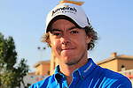 Rory McIlroy after finishing his round during Day 1 of the Dubai World Championship, Earth Course, Jumeirah Golf Estates, Dubai, 25th November 2010..(Picture Eoin Clarke/www.golffile.ie)