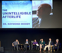 The Unintelligible Afterlife at Bryn Athyn College