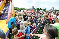 VOETBAL: HEERENVEEN: 22-07- 2017, Abe Lenstra Stadion, Open Dag SC Heerenveen, ©foto Martin de Jong