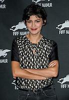 Audrey Tautou à la 29eme édition du Festival du Film Francophone de Namur - Belgique