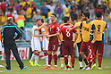 Cristiano Ronaldo (POR), <br /> JUNE 16, 2014 - Football /Soccer : <br /> 2014 FIFA World Cup Brazil <br /> Group Match -Group G- <br /> between  Germany 4-0 Portugal <br /> at Arena Fonte Nova, Salvador, Brazil. <br /> (Photo by YUTAKA/AFLO SPORT)