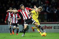 Brentford vs MK Dons 05-12-15