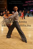0801241396c UK Open dance competition. International Centre,  Bournemouth, United Kingdom. Thursday, 24. January 2008. ATTILA VOLGYI