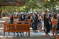 Occidental College's 127th annual Convocation ceremony on August 28, 2013. (Photo by Marc Campos, Occidental College Photographer)