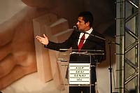 CURITIBA, PR, 10.03.2016 -MORO-PR - O Juiz federal Sérgio Moro durante o 2º Fórum Transparência e Competitividade no auditório no Campus da FIEP - Federação das Indústrias do Estado do Paraná em Curitba na noite desta quinta-feira, 10. .(Foto: Paulo Lisboa/Brazil Photo Press)