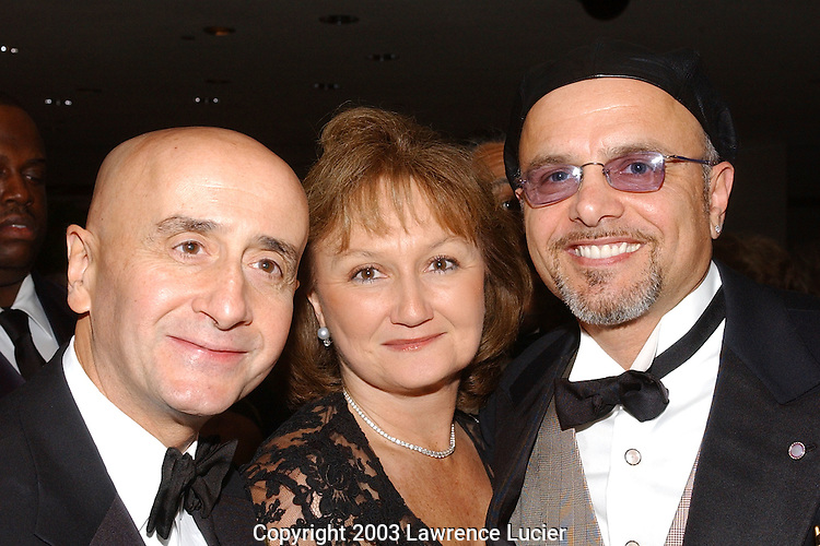 Richard Grasso, Mrs. Grasso, Joey Pantoliano