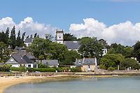 France, Morbihan (56), Golfe du Morbihan, Île-aux-Moine // France, Morbihan, Gulf of Morbihan, Île-aux-Moines