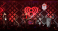 PHILADELPHIA, PA - DECEMBER 05: Michael Clifford, Luke Hemmings, Ashton Irwin and Calum Hood of 5 Seconds of Summer performs onstage during Q102's Jingle Ball 2018 at Wells Fargo Center on December 5, 2018 in Philadelphia, Pennsylvania. Photo: imageSPACE/MediaPunch