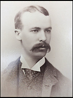 BNPS.co.uk (01202 558833)<br /> Pic: Hansons/BNPS<br /> <br /> Scottish businessman Alexander Robertson who first bought the plate in 1911.<br /> <br /> A rare 18th century Chinese plate which was languishing at the back of a kitchen cupboard has sold at auction for a whopping &pound;275,000.<br /> <br /> The antique, which carries the reign mark for Emperor Yongzheng (1723-1735), had been tucked away in a box at a home in South Derbyshire since its owners inherited it from their grandmother two years ago.<br /> <br /> Their grandmother hung the plate on her wall with a metal plate mount around it which has now been removed.<br /> <br /> The plate had attracted major interest in China with several potential Chinese buyers visiting the auction house to take a closer look before the sale.