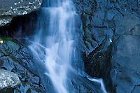 Puerto Rico, La Coca falls, El Yunque National Rain Forest, Puerto Rico