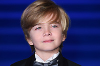 """LONDON, UK. December 12, 2018: Joel Dawson at the UK premiere of """"Mary Poppins Returns"""" at the Royal Albert Hall, London.<br /> Picture: Steve Vas/Featureflash"""
