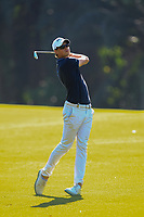 Thomas Detry (BEL) in action on the 5th during Round 3 of the Maybank Championship at the Saujana Golf and Country Club in Kuala Lumpur on Saturday 3rd February 2018.<br /> Picture:  Thos Caffrey / www.golffile.ie<br /> <br /> All photo usage must carry mandatory copyright credit (© Golffile | Thos Caffrey)