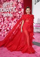 FEB 11 'Isn't It Romantic' World Film Premiere