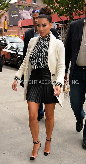 April 24, 2012: Kim Kardashian.Mandatory Credit: Curtis Means/ACE/INFphoto.com  Ref: infusny-220