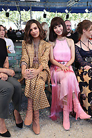 EMILY RATAJKOWSKI  and CELINA JADE at NINA RICCI<br /> Spring/Summer 2018 Ready-to-Wear Fashion Show at Paris Fashion Week in Paris, France in September 2017.<br /> CAP/GOL<br /> &copy;GOL/Capital Pictures /MediaPunch ***NORTH AND SOUTH AMERICAS ONLY***