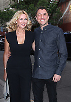 NEW YORK, NY July 11, 2018Veronica Ferres,  Matthew Ross attend  Saban Films presents Siberia screening at the Metrograph in New York. July 11, 2018 Credit:RW/MediaPunch