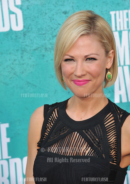 Desi Lydic at the 2012 MTV Movie Awards at Universal Studios, Hollywood..June 4, 2012  Los Angeles, CA.Picture: Paul Smith / Featureflash