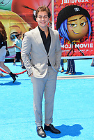 Jake T. Austin at the world premiere for &quot;The Emoji Movie&quot; at the Regency Village Theatre, Westwood. Los Angeles, USA 23 July  2017<br /> Picture: Paul Smith/Featureflash/SilverHub 0208 004 5359 sales@silverhubmedia.com