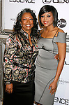 BEVERLY HILLS, CA. - February 19: Actress Taraji P. Henson (R) and mother Bernice Gordon arrive at the 2nd Annual ESSENCE Black Women in Hollywood Luncheon on February 19, 2009 in Beverly Hills, California.