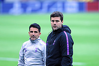 Tottenham Hotspur manager:Mauricio Pochettino during Tottenham Hotspur Training at the Johan Cruyff Arena on 7th May 2019