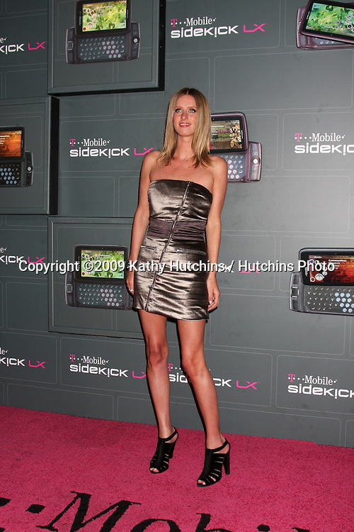 Nicky Hilton arriving at the  T-Mobile Sidekick LX Launch Event at  Paramount Studios in.in Los Angeles, CA on May 14, 2009 .©2009 Kathy Hutchins / Hutchins Photo...                .