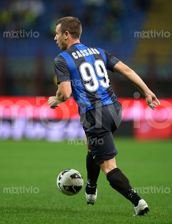 FUSSBALL INTERNATIONAL   SERIE A   SAISON 2012/2013    Inter Mailand - Fiorentina  30.09.2012 Antonio Cassano (Inter Mailand)
