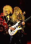 Feb 20, 1989: VIXEN - Odeon Hammersmith London