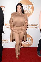 LOS ANGELES - JAN 17:  Angela White at the 2019 XBIZ Awards at the Westin Bonaventure Hotel on January 17, 2019 in Los Angeles, CA