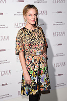 "Monet Mazur<br /> arrives for the ""Bitter Harvest"" Gala Screening at the Ham Yard Hotel, London<br /> <br /> <br /> ©Ash Knotek  D3230  20/02/2017"