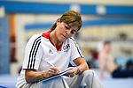 BG Media Day Lilleshall 15.10.15 .National Coach Amanda Reddin
