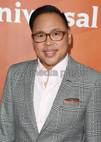 20 March 2017 - Beverly Hills California - Nico Santos. 2017 NBCUniversal Summer Press Day held at The Beverly Hilton Hotel. Photo Credit: AdMedia