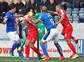 2017-02-18 Rochdale v Charlton
