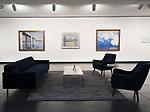 Infinite Blue Installation Views