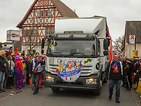Büttelborn 03.03.2019: Rosensonntagsumzug<br /> Leeheimer Carnevals Verein<br /> Foto: Vollformat/Marc Schüler, Schäfergasse 5, 65428 R'eim, Fon 0151/11654988, Bankverbindung KSKGG BLZ. 50852553 , KTO. 16003352. Alle Honorare zzgl. 7% MwSt.