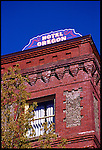 http://www.mcmenamins.com/ The McMenamins Hotel Oregon in McMinnville, Oregon