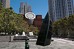 San Francisco Museum of Modern Art, SFMOMA, Mario Botha architect.  Photo copyright Lee Foster.  Photo # casanf1039578