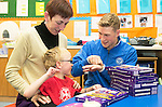 St Johnstone Visit Fairview School 19.12.13