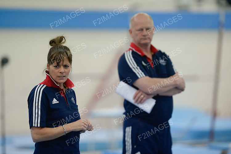 Media Day British Gymnastics 8.5.14 .Amanda Reddin.