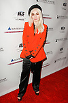 Musician Ava Max attends the Recording Academy Producers & Engineers Wing event honoring Alicia Keys and Swizz Beatz at 30 Rockefeller Plaza in New York City, during Grammy Week on January 25, 2018.
