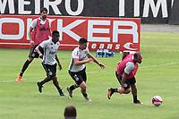 CAMPINAS, SP 11.01.2018-PONTE PRETA-Silvinho. A equipe da Ponte Preta realizou treino na tarde desta quarta-feira (11) no estadio Moises Lucarelli, na cidade de Campinas (SP). (Foto: Denny Cesare/Codigo19)