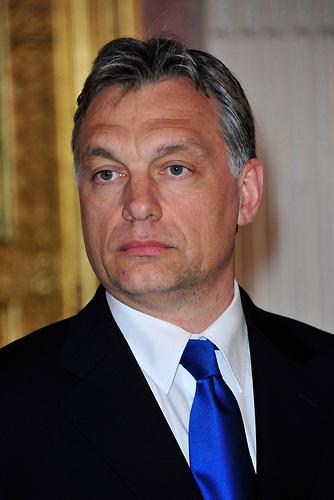 Der ungarische President Viktor Orban besucht München / Hungarian president Viktor Orban visits Munich Germany