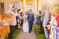 Confetti Celebrations at Hitchin Priory