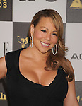 LOS ANGELES, CA. - March 05: Actress/Singer Mariah Carey arrives at the 25th Film Independent Spirit Awards held at Nokia Theatre L.A. Live on March 5, 2010 in Los Angeles, California.