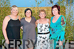 Listowel Celtic Annual Social: Attending the Listowel Celtic Annual Social at teh Listowel Arms Hotel on Friday night last were Sinead Kelliher, Karen Kelliher,  Kathleen Kelliher who was also celebrating her birthday and Helen Cooney.
